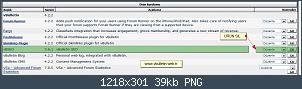 Resmi gerçek boyutunda görmek için tıklayın.  Resmin ismi:  Plugin ve ürün sistemi - vBulletin 4 Test Forumu - vBulletin Admin Kontrol Paneli' - vbulletin4d.png Görüntüleme: 44 Büyüklüğü:  38.5 KB (Kilobyte)