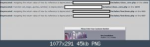 Resmi gerçek boyutunda görmek için tıklayın.  Resmin ismi:  kurulumhatası.png Görüntüleme: 19 Büyüklüğü:  45.0 KB (Kilobyte)