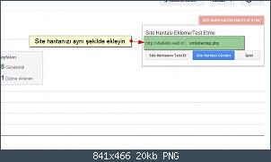 Resmi gerçek boyutunda görmek için tıklayın.  Resmin ismi:  Web Yöneticisi Araçları - Site Haritaları - http___vbulletin_web_tr_' - www_.png Görüntüleme: 95 Büyüklüğü:  20.2 KB (Kilobyte)