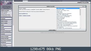 Resmi gerçek boyutunda görmek için tıklayın.  Resmin ismi:  Test Forumu - vBulletin Admin Kontrol P_' - vbulletin3demo_vbulletin_web_tr_admincp.png Görüntüleme: 27 Büyüklüğü:  86.2 KB (Kilobyte)