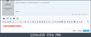 Resmi gerçek boyutunda görmek için tıklayın.  Resmin ismi:  Türkçe URL karakter test - Turkish URL character test - ş,ç,ö,ı,&#.png Görüntüleme: 56 Büyüklüğü:  37.1 KB (Kilobyte)