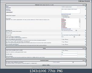 Resmi gerçek boyutunda görmek için tıklayın.  Resmin ismi:  profil alanı.png Görüntüleme: 92 Büyüklüğü:  76.8 KB (Kilobyte)