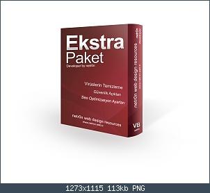 Resmi gerçek boyutunda görmek için tıklayın.  Resmin ismi:  ekstrapaket.jpg Görüntüleme: 43 Büyüklüğü:  113.2 KB (Kilobyte)