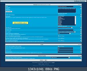 Resmi gerçek boyutunda görmek için tıklayın.  Resmin ismi:  Profil alanı Yöneticisi - vbulletin 4 Demo forum - vBulletin Admin Kontrol Paneli' - v.png Görüntüleme: 103 Büyüklüğü:  87.6 KB (Kilobyte)