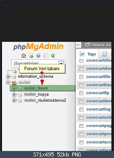 Resmi gerçek boyutunda görmek için tıklayın.  Resmin ismi:  phpmyadmin_PNG (PNG resim, 359 × 359 piksel)' - _C__Users_Emek_Desktop_phpmyadmin.png Görüntüleme: 22 Büyüklüğü:  52.2 KB (Kilobyte)