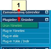 Resmi gerçek boyutunda görmek için tıklayın.  Resmin ismi:  Eklentileri indir - vBulletin Admin Kontrol Paneli' - vbulletin_web_tr_admincp_index_php.png Görüntüleme: 329 Büyüklüğü:  17.5 KB (Kilobyte)