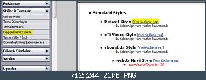 Resmi gerçek boyutunda görmek için tıklayın.  Resmin ismi:  degişkenler.PNG Görüntüleme: 223 Büyüklüğü:  26.0 KB (Kilobyte)