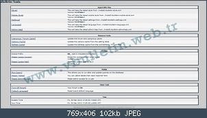 Resmi gerçek boyutunda görmek için tıklayın.  Resmin ismi:  tools.php_ekran.jpg Görüntüleme: 131 Büyüklüğü:  102.4 KB (Kilobyte)