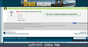 Resmi gerçek boyutunda görmek için tıklayın.  Resmin ismi:  Anket ] Aylık hosting maliyetleriniz nedir _' - vbulletin_web_tr_showthread_php_3595-Anket-.png Görüntüleme: 4 Büyüklüğü:  158.5 KB (Kilobyte)